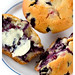 blueberry currant muffins