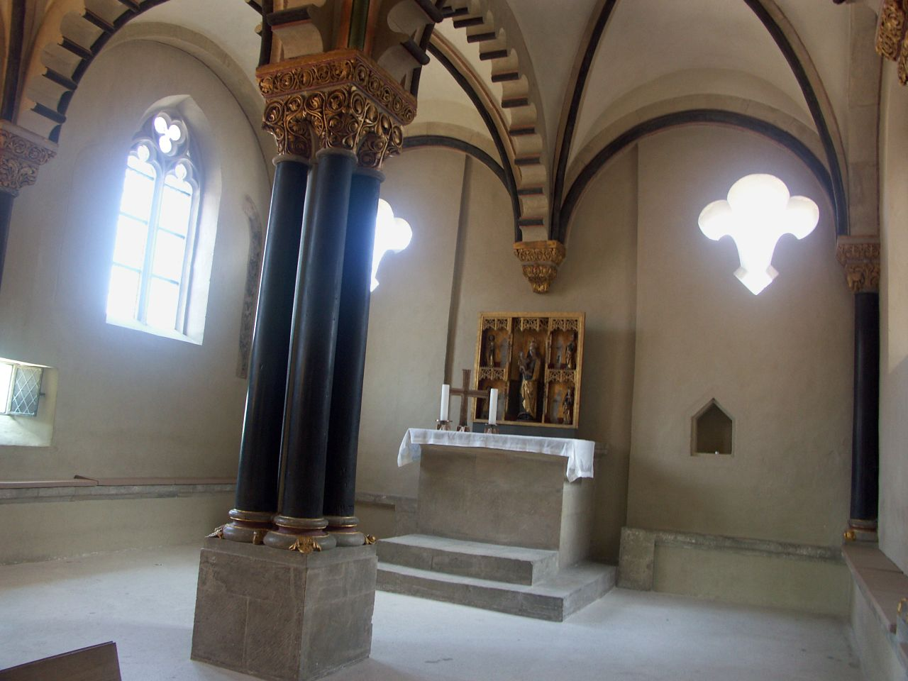 Neuenburg, Double Chapel