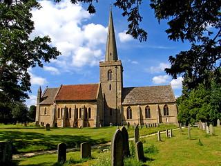 Bredon, Worcestershire