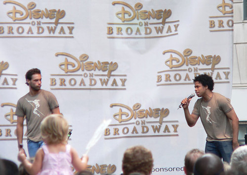 Disney on Broadway @ J&R
