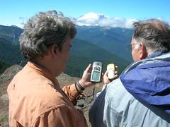 Hiking GPS, Dueling GPS