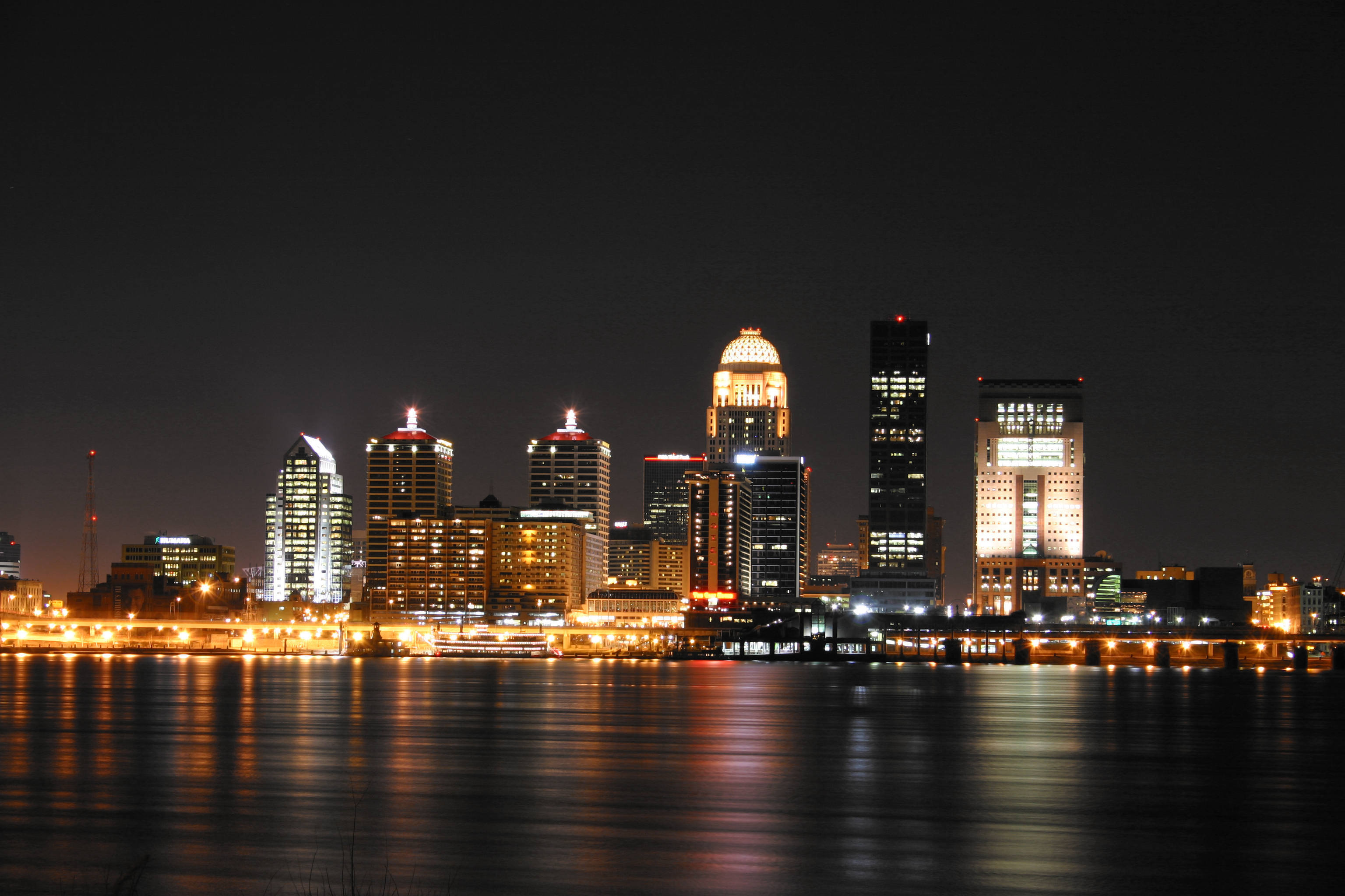 Louisville Skyline Flickr Photo Sharing