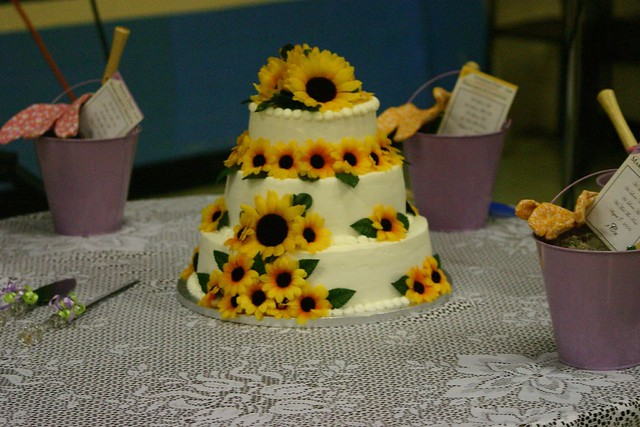 Homemade Sunflower Cake Picture | Apps Directories
