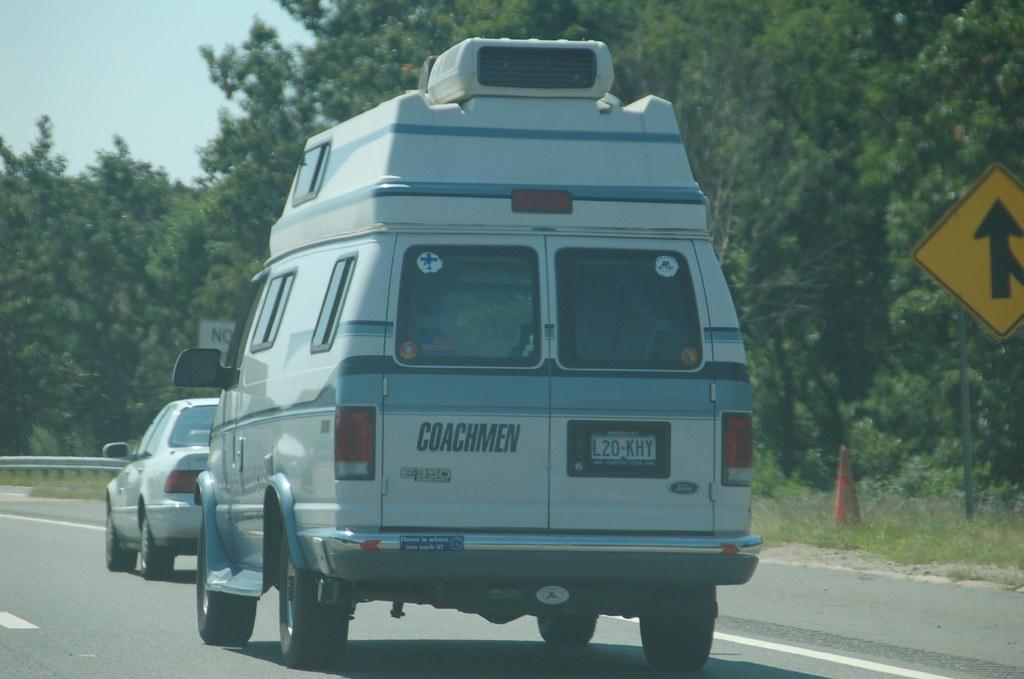 Coachmen Van - Route 93 Southbound
