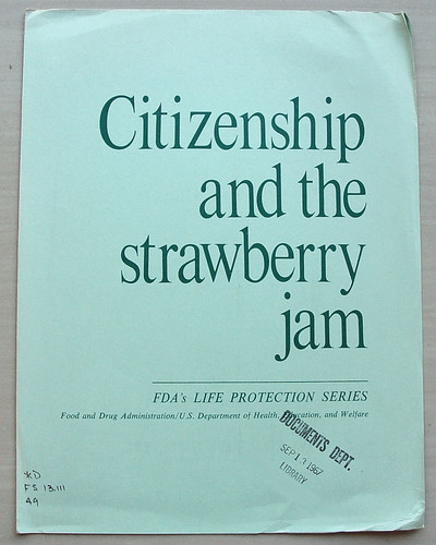 Citizenship and the Strawberry Jam