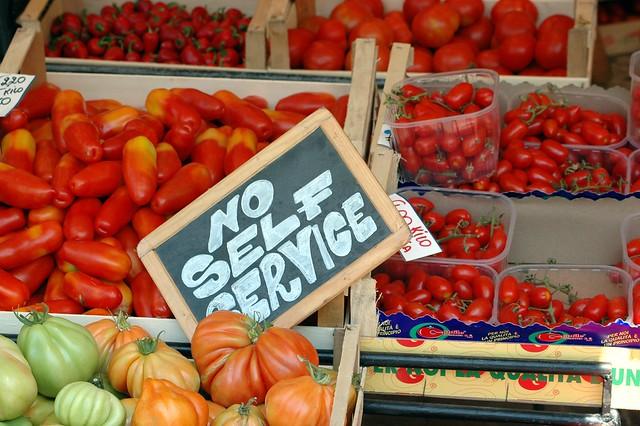 No Self Service