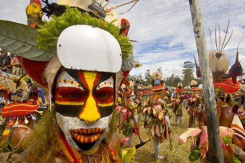 Papua New Guinea - warrior
