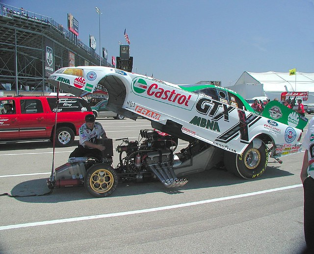 john force 2002 spring nats route 66 dragway by. Black Bedroom Furniture Sets. Home Design Ideas