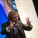 Cédric Villani | 'Rock star mathematician' Cédric Villani at the Edinburgh International Book Festival © Alan McCredie