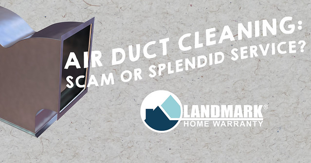 Air Duct Cleaning Service Home Warranty