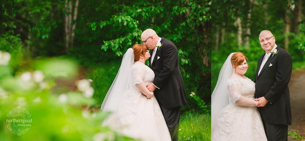 Desmond and Cheryl's Wedding