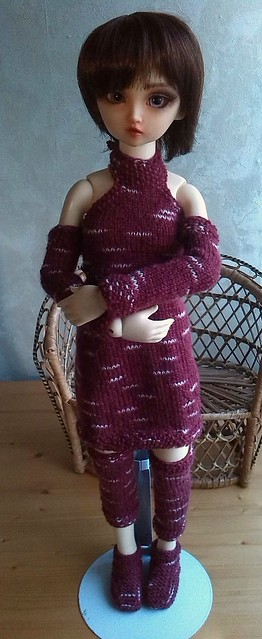 Sd10 knitdress