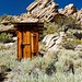 White Mountains Wilderness, Deep Springs Cow Camp, Outhouse by darthjenni