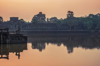 Angkor Reflections & Sunrise