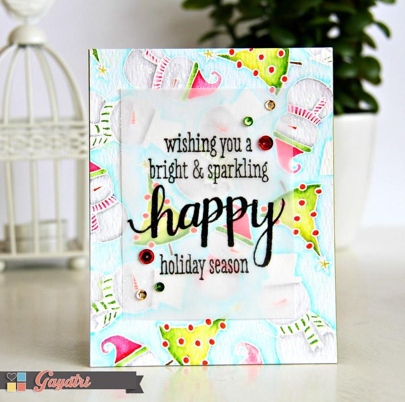 Happy Holiday Seasons #2