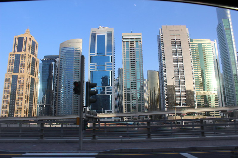 Dubai from the road 11
