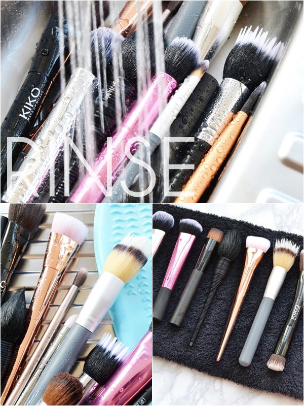Quick-makeup-brush-washing