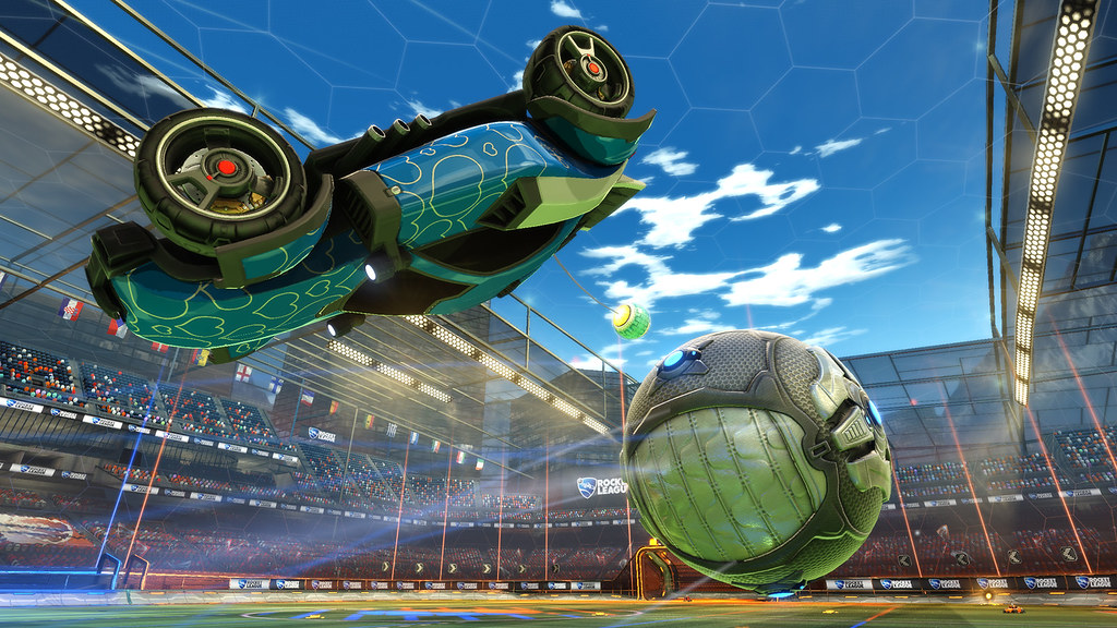 Rocket League -- Revenge of the Battle-Cars