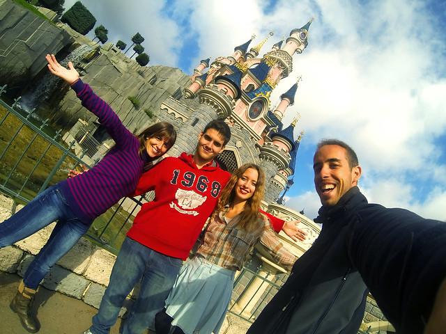 Viaje a Disney muy barato