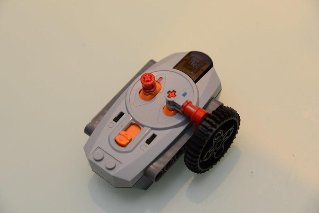 樂高動力組 改裝 LEGO 42043