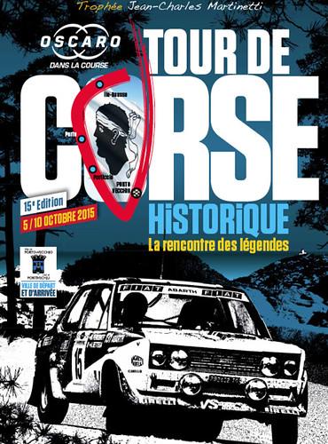 Tour de Corse historique 2015