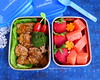 Shoyu Chicken Lunchbots Bento