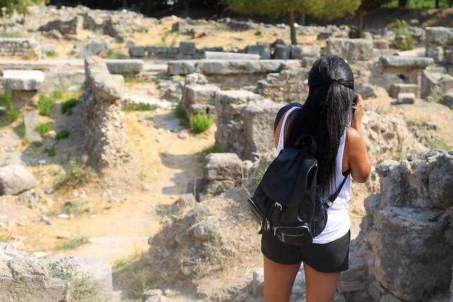 Archaeological Sites Greek Ruins Kos (8)