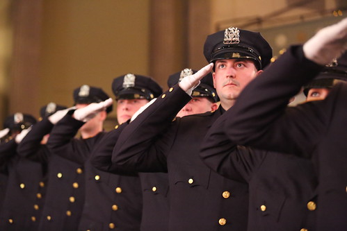DEP Police Graduation, Oct 2015