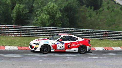 Toyota GT86 - Doerr Motorsport 529 - VLN 2015 - Assetto Corsa (3)