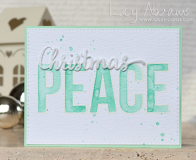 Christmas Peace by Lucy Abrams