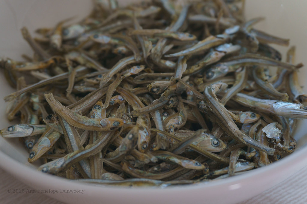 Dried Anchovies