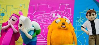 Carrera Cartoon Network 2015