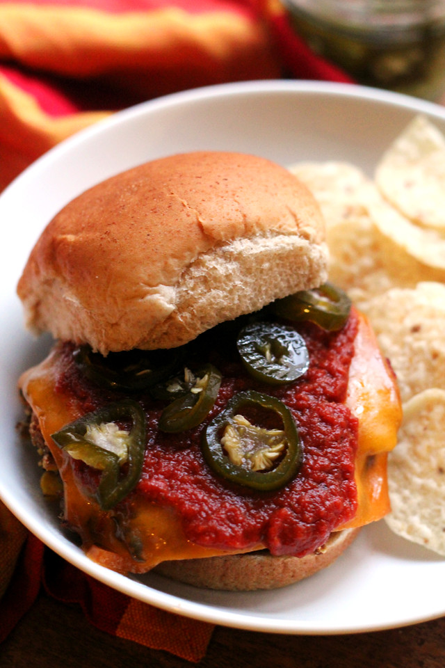 Enchilada Veggie Burgers Joanne Eats Well With Others