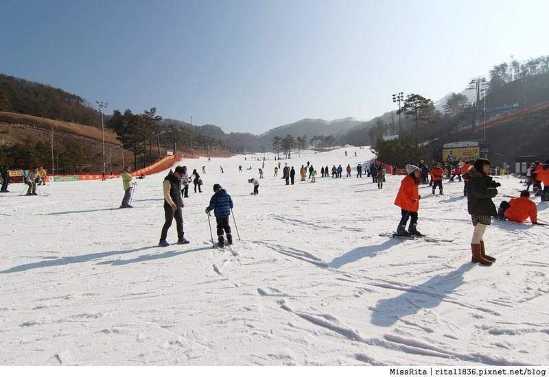 韓國滑雪 韓國滑雪度假村 韓國滑雪場 奧麗山莊渡假村 Oak Valley Oak Valley滑雪場 江原道滑雪 韓國滑雪推薦 오크밸리스키장5