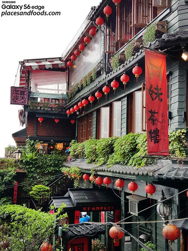 jiufen old town tea house
