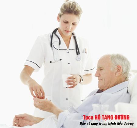 Giám sát quá trình sử dụng thuốc ở người bệnh tiểu đường để hạn chế các tác dụng không mong muốn