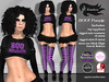 Tameless BOO! Outfit - Purple