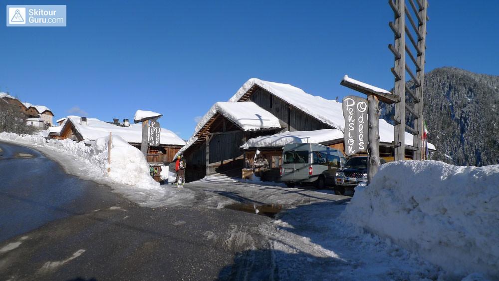 Zendleserkofel (Day 1, H. Route Dolomiten) Dolomiti Italien foto 29
