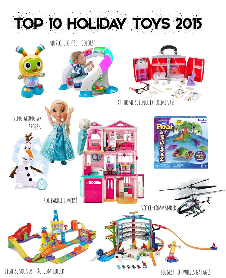 cute & little blog | top 10 holiday toys 2015 #chosenbykids #thelist - Top 10 Holiday Toys by popular Dallas blogger cute & little