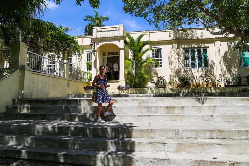 Finca Vigía - Hemingway's Home in Cuba