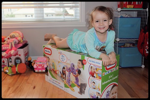 Bébé Fille jouet little tikes novembre
