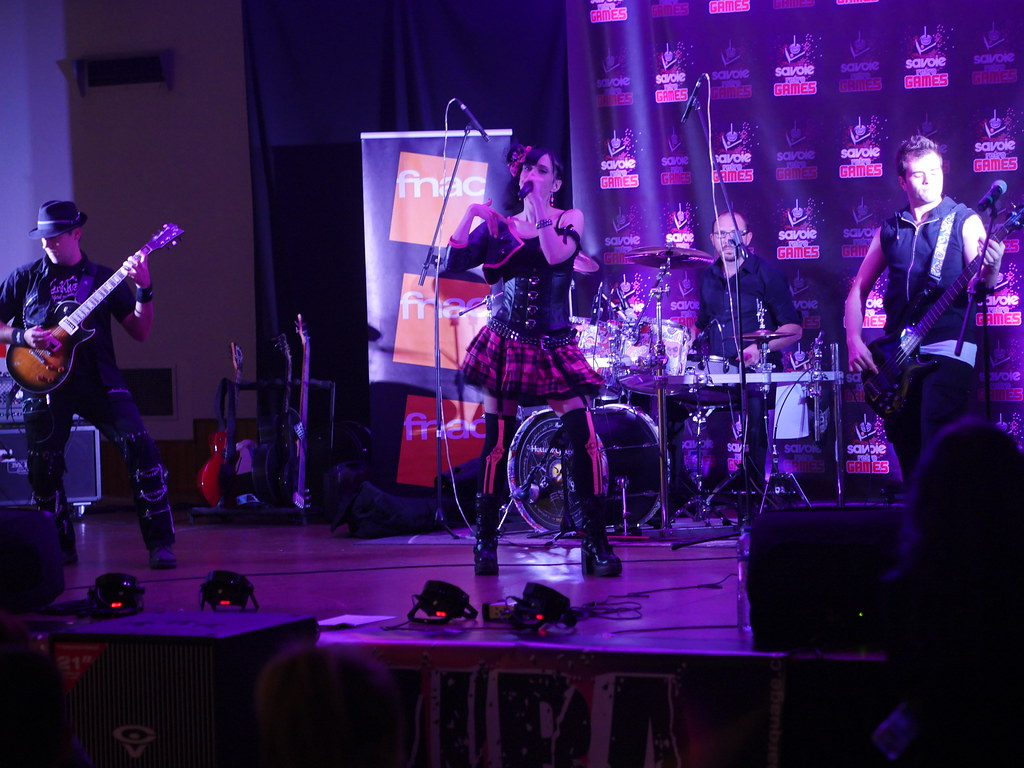 related image - Concert Lita Kira - Savoie Retro Games - Annecy - 2015-10-10- P1220829