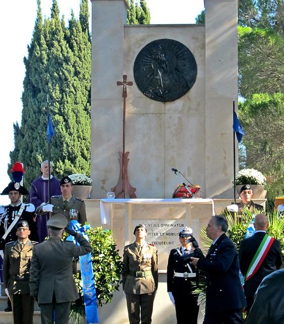 Casamassima-tombe dei caduti polacchi (2)