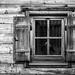 Wurzeralm Hüttenfenster