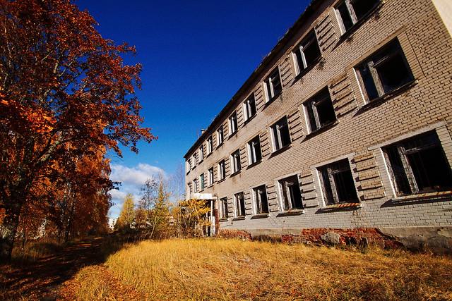 Skrunda 1, Latvia
