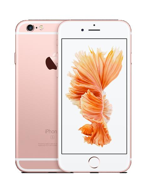 iPhone 6s 로즈골드