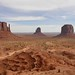 Monument Valley from the View by James Nelson SR