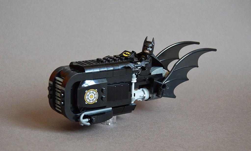 Bat-Speeder!