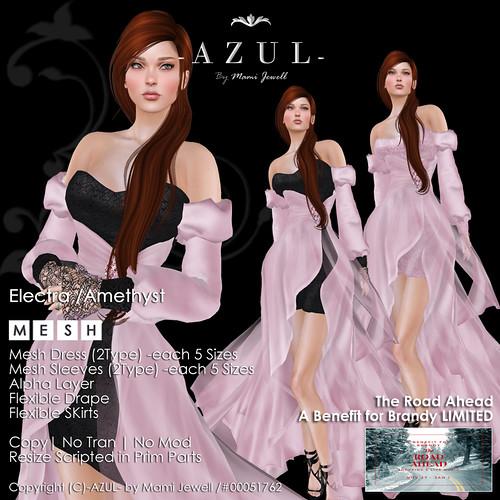 (LTD The Road Ahead A Benefit for Brandy) Electra_Amethyst (c)-AZUL-byMamiJewell