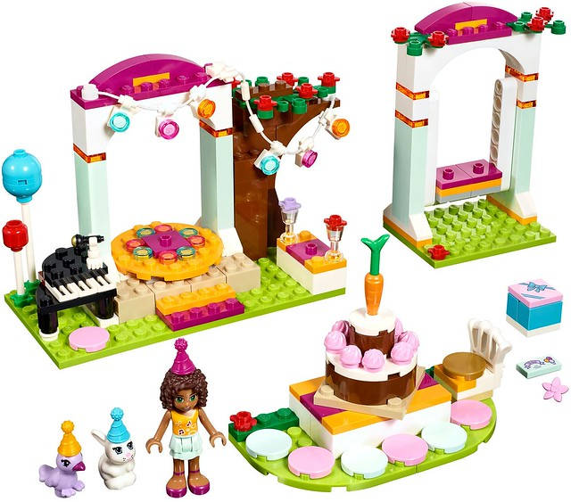 LEGO Friends 2016 | 41110 - Birthday Party